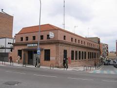 El nuevo cuartel, en el centro