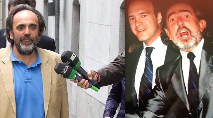 Willy Ortega, Jacobo Gordon y Correa