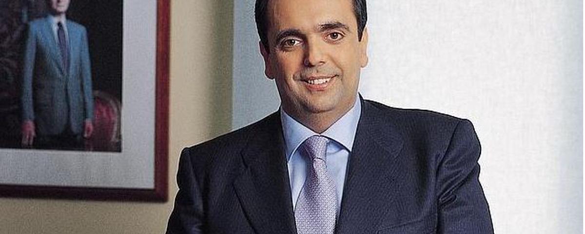 Guillermo Ortega cuando era alcalde