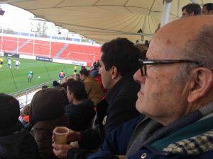 Rafael Fidalgo, abuelo de Alvaro Fidalgo y ex jugador del Oviedo