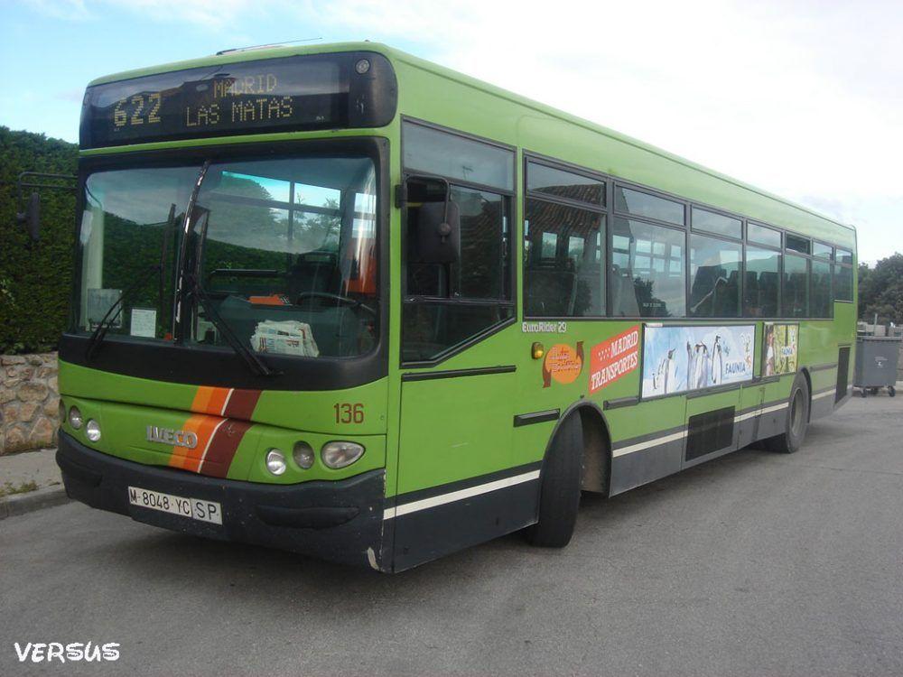 Los buses que conectan Majadahonda con Las Rozas, Brunete y Pardillo se declaran en huelga desde este lunes