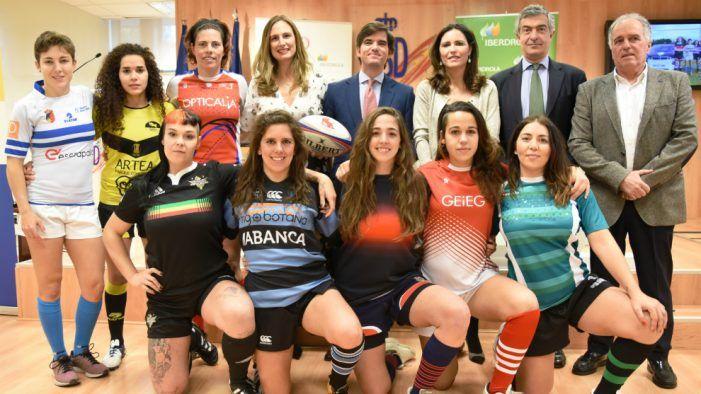 """Rugby Femenino: CR Majadahonda """"sale en la foto"""" de la nueva liga Iberdrola"""