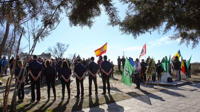 La Asociación por el Monumento de los Legionarios Rumanos y el PSOE de Majadahonda se pronuncian sobre el homenaje