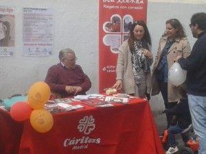 """Cáritas: """"Las familias españolas de Majadahonda que piden ayuda se han duplicado"""""""
