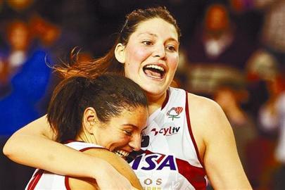 """Celia Menéndez: """"Recuerdo con especial cariño mis entrenos de baloncesto en Majadahonda"""""""