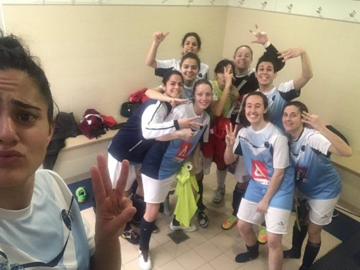 Fútbol Sala Femenino: nueva hazaña del Majadahonda Afar 4 en Leganés (0-2)