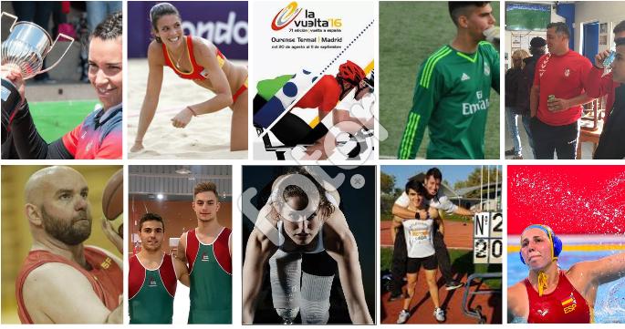 Premios Deporte 2017: Rugby, Fútbol, Ciclismo, Voley Playa, Paralímpicos, Gimnasia, Atletismo y Waterpolo