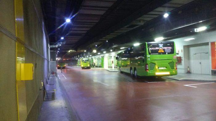 Consulte los servicios mínimos de la huelga de buses en el Oeste de Madrid
