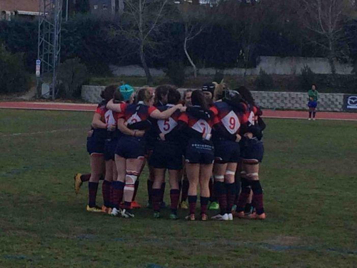 """Rugby Femenino: CR Majadahonda arranca la liga haciendo """"crack"""" a Coruña (22-5)"""