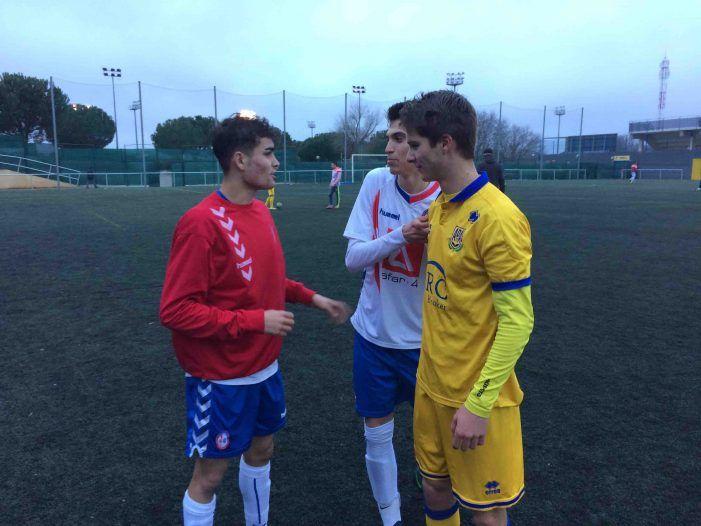 Rayo Majadahonda Juvenil se trae de Alcorcón 1 punto y el gol average (1-1)