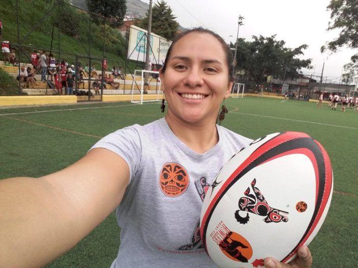 Rugby Femenino: dudas de última hora en la colombiana Alejandra Betancur para fichar por el CR Majadahonda