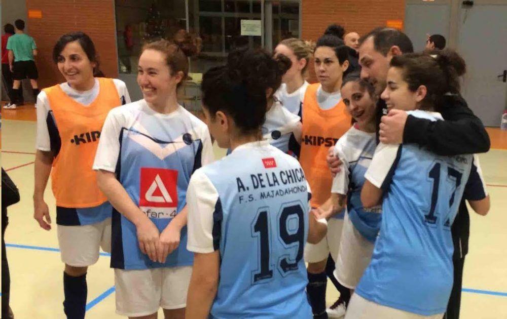 Futbol Sala Femenino: Majadahonda arranca un empate al Ourense que sabe a victoria