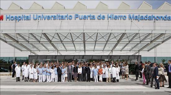 Hospital Puerta de Hierro Majadahonda, credencial de oro por su lucha contra el tabaquismo
