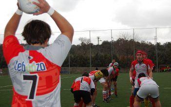 Rugby: 18 jugadores del CR Majadahonda, convocados en las distintas selecciones