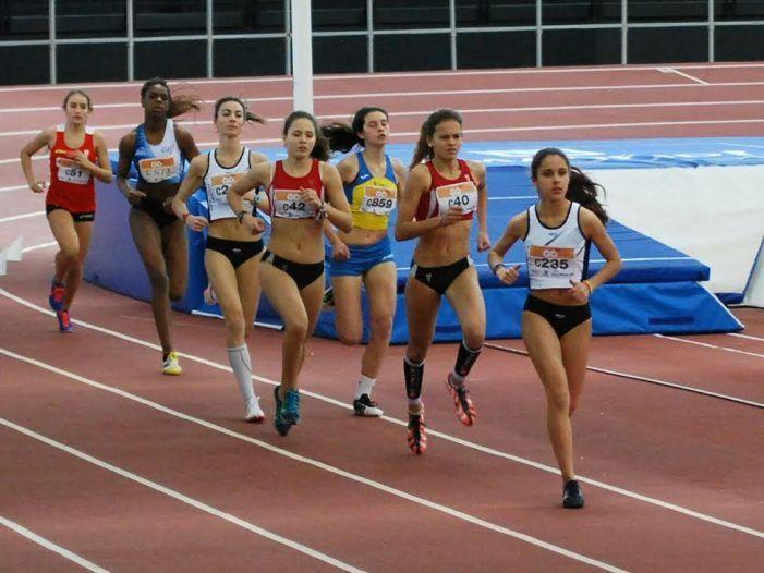 Atletismo: 8 atletas del EA Majadahonda triunfan en la Copa de Madrid