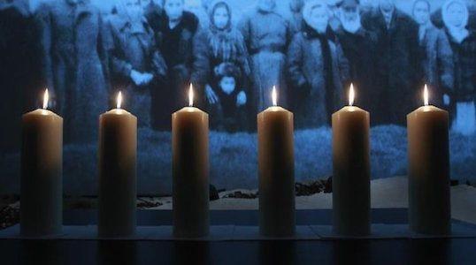 Majadahonda rinde homenaje a las víctimas del holocausto
