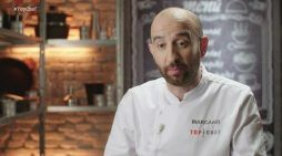 David Marcano: el cocinero de Top Chef 4 que estudió en el María Zayas (Majadahonda)