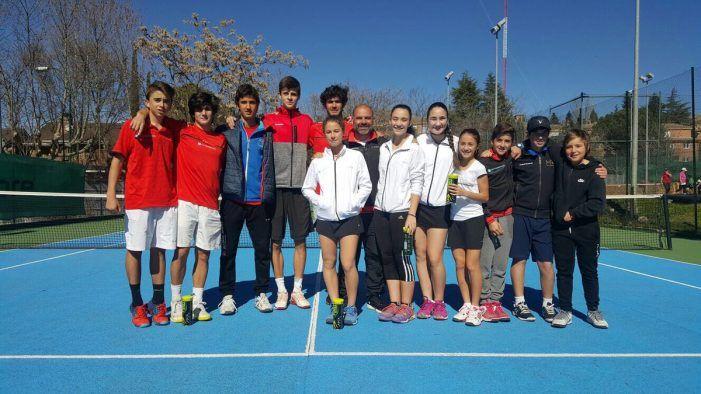 Deportes Majadahonda: los protagonistas en Natación, Waterpolo, Tenis, Esgrima y Footgolf