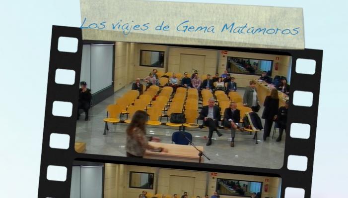 Los 3 vídeos de Gema Matamoros ante el juez por el botín del saqueo de Majadahonda
