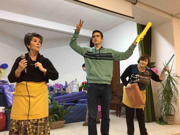 """""""Manos Unidas"""" vuelve a Majadahonda con su cena solidaria para ayudar a Africa e India"""