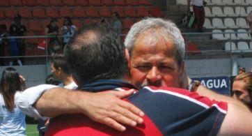 """Fallece la madre de Iriondo, entrenador del Rayo Majadahonda: """"era una niña de la guerra"""""""