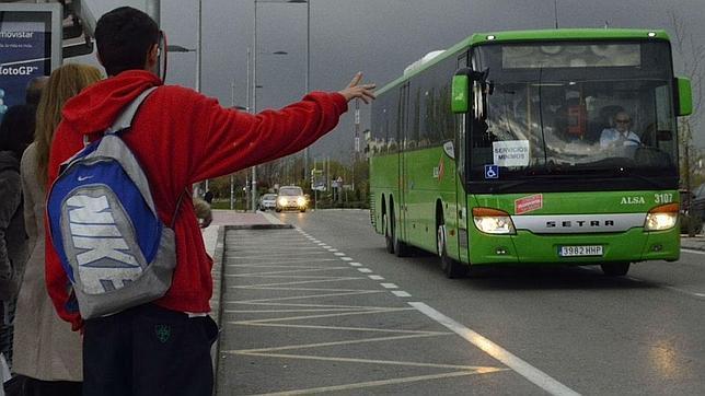 PP Majadahonda denuncia que la huelga de autobuses no cumple los servicios mínimos