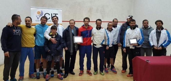 Tenis: CIT Majadahonda gana el Campeonato de Madrid de Veteranos tras vencer 5 a 0 al Couder