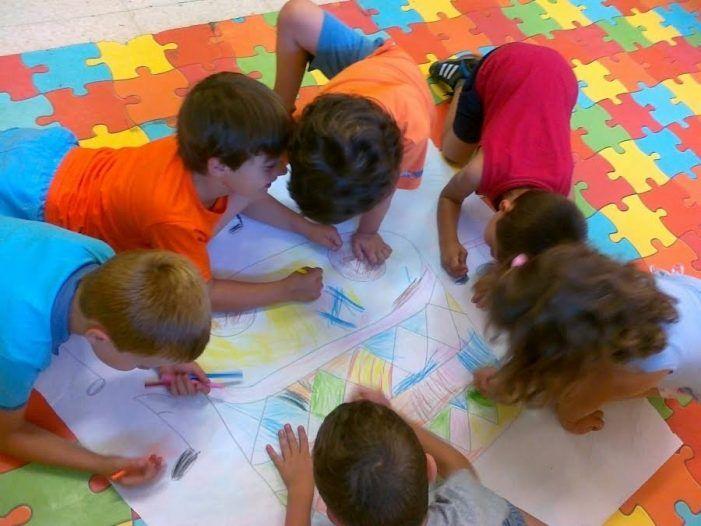 """Majadahonda acoge en el Colegio Quevedo a los """"niños sin cole"""" por el """"puente"""" de los profesores públicos"""
