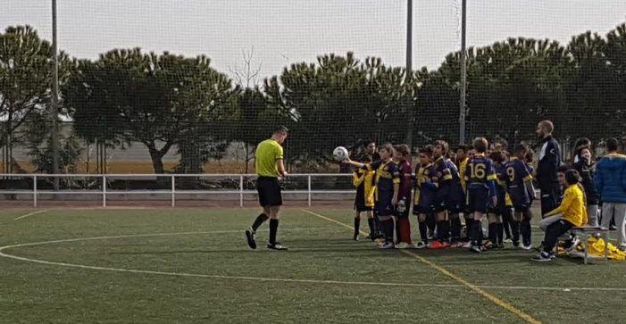 Fútbol: jornada dispar para Puerta Madrid (Majadahonda) con empates del senior y juvenil