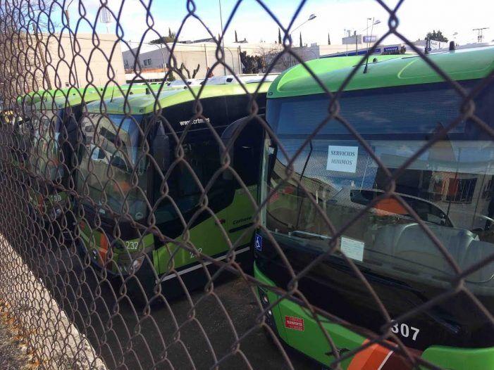 UGT desconvoca esta semana la huelga de autobuses en Autoperiferia y ya da servicio en Majadahonda