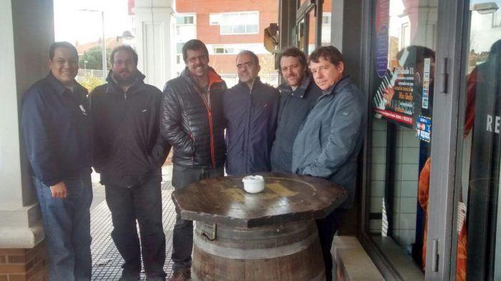 Ajedrez: trepidante lucha por el ascenso de El Molinillo ganando a Magerit y en pugna con Pozuelo y San Viator