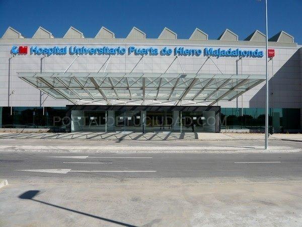 """La Consejería de Sanidad reclama a Puerta de Hierro Majadahonda 4 millones € por 135 camas """"fantasma"""""""