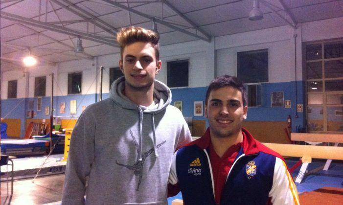 Gimnasia: Alberto Tallón y Andrés Martín (CEMG Majadahonda), convocados para el Equipo Nacional