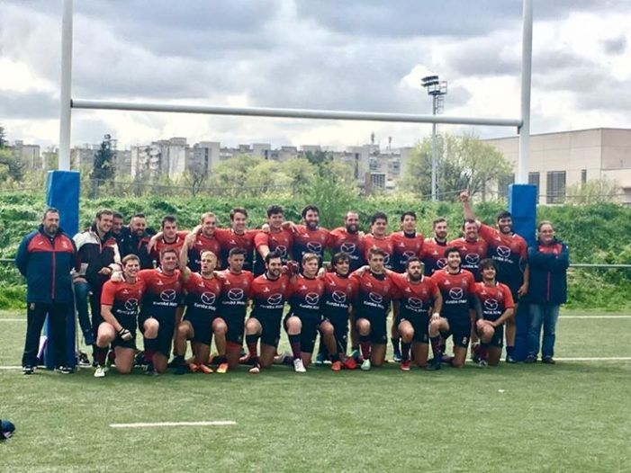 Deporte Protagonistas Majadahonda: rugby, fútbol americano, ciclismo, natación, waterpolo, hockey patines, esgrima, pádel y gimnasia