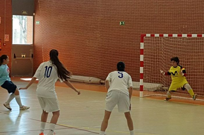 "Fútbol Sala Femenino: El 2º equipo Majadahonda Afar 4 viaja ""enchufado"" a Móstoles"