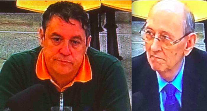 """Los funcionarios de Majadahonda Rodolfo Campiña y Javier Pulgar echan balones fuera: """"no lo recuerdo"""""""