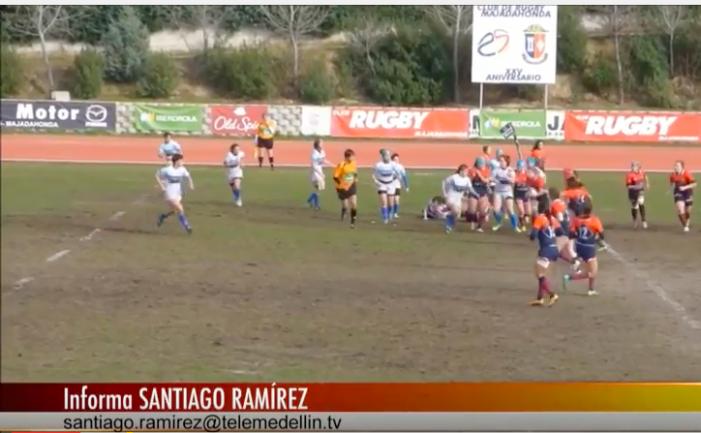 Rugby: Euforia en la prensa colombiana por el debut de sus 2 jugadoras en el CR Majadahonda