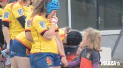 Protagonismo del CR Majadahonda en las selecciones de rugby femenino y descenso del masculino B