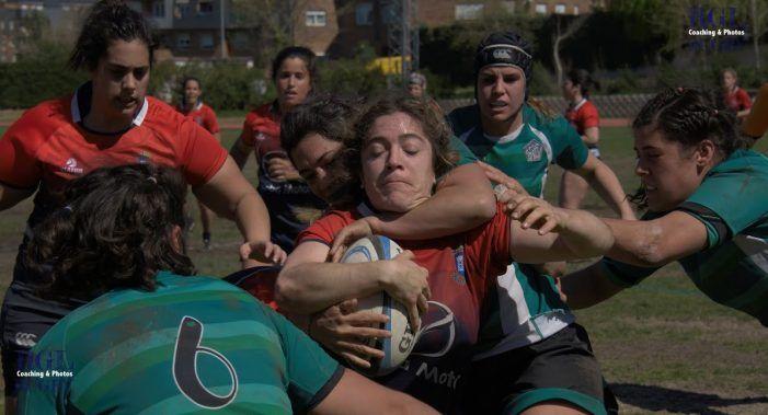 Rugby Femenino: CR Majadahonda cae ante el INEF Barcelona (14-36) y se juega el play off en Girona