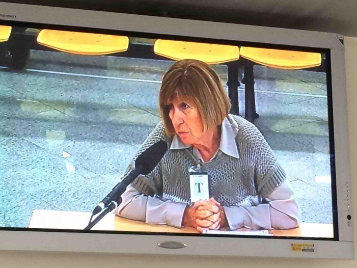 """Loles Dolz (IU Majadahonda): """"Le dieron el Boletín Municipal a la empresa más cara"""""""