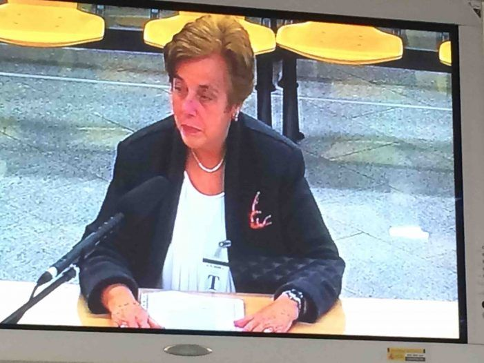 """La Audiencia Nacional descubre que Concha Lostau firmó en Majadahonda un extraño contrato Gurtel sobre """"Infoeuro"""""""