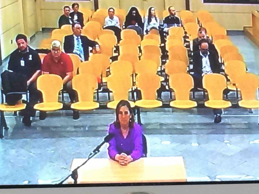 """Lourdes Palomar: """"Metieron a 20 personas en el gabinete de la alcaldía de Majadahonda"""""""