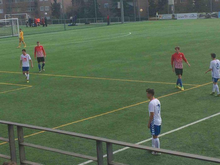 Rayo Majadahonda Juvenil se pega un tiro en el pie y rebota en Casarrubuelos (2-3)