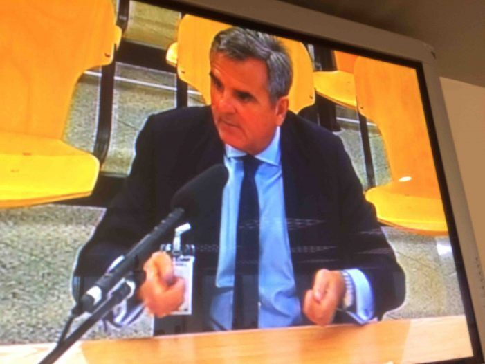 Foxá revela a los jueces que Willy dimitió en Majadahonda porque el PP iba a romperle la disciplina de voto