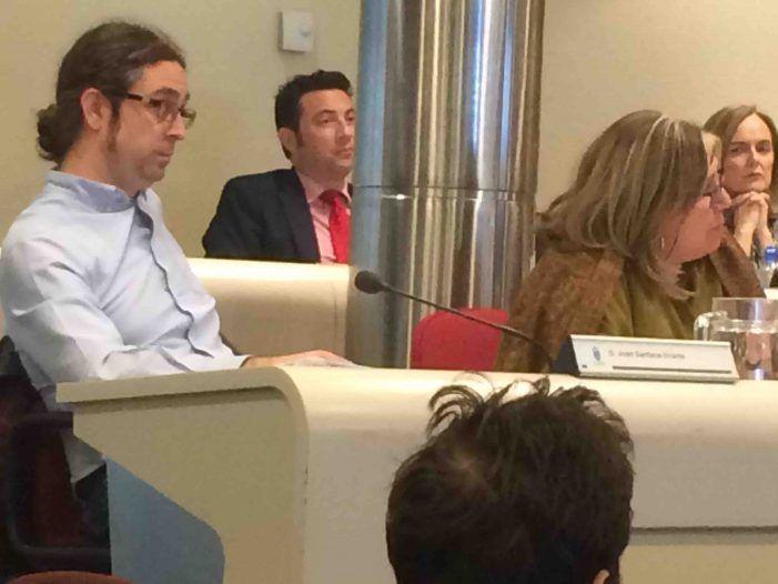 Angel Alonso (PP) presenta un superávit de 15,6 millones de € en el Ayuntamiento de Majadahonda