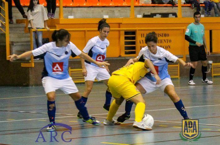 """Fútbol sala femenino: Majadahonda cae ante Alcorcón (3-6) en un """"vibrante"""" derbi que llegó a ir ganando"""