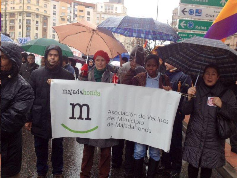La Asociación de Vecinos de Majadahonda pasa a formar parte de la dirección regional en Madrid