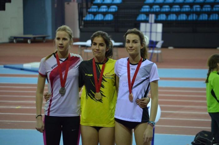 Atletismo: las mejores marcas, fotos y vídeo de las 17 medallas de Majadahonda en el Campeonato de Madrid