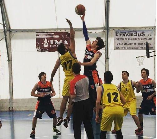 Baloncesto: CB Majadahonda B toma ventaja para el play-off en una jornada con 12 victorias de 18