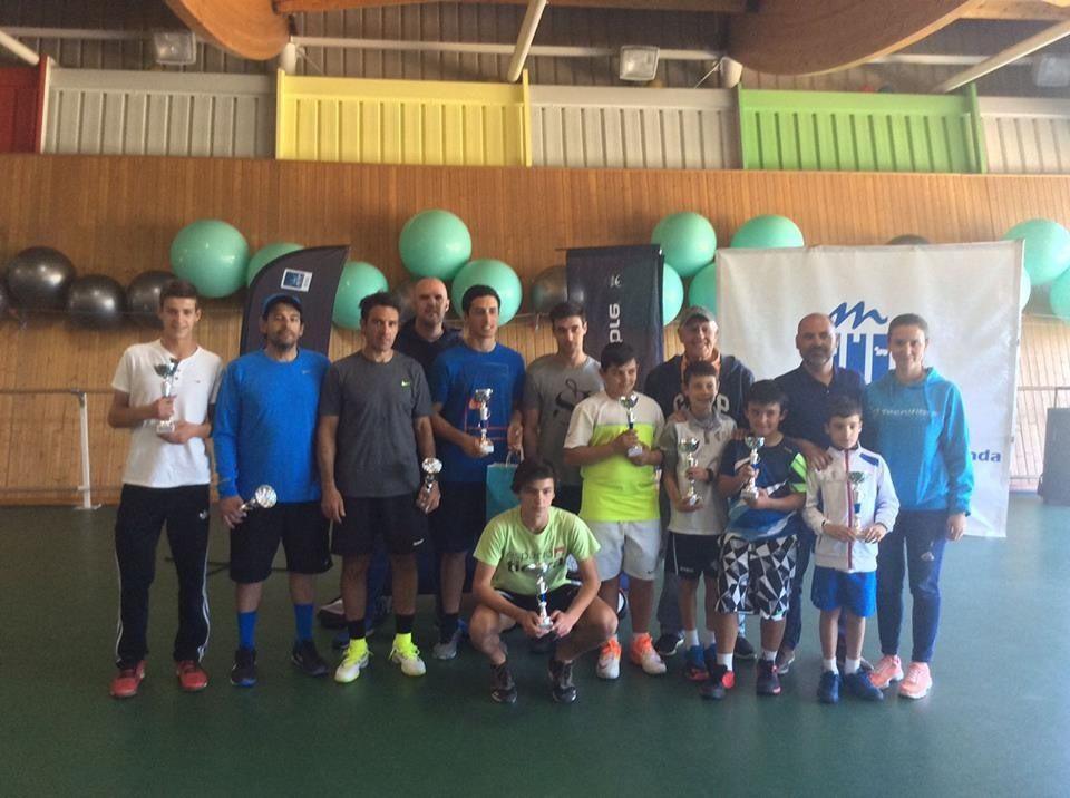 Protagonistas Majadahonda: Fútbol Mixto, Tienda Animal, Arribas, Bousoño, CBM, Asociacion de Vecinos, Tenis CET